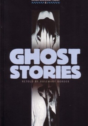 Okładka książki Ghost Stories