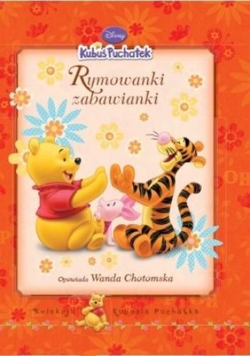 Okładka książki Rymowanki, zabawianki Kubusia Puchatka
