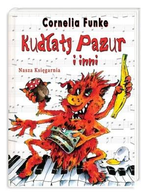 Okładka książki Kudłaty Pazur i inni