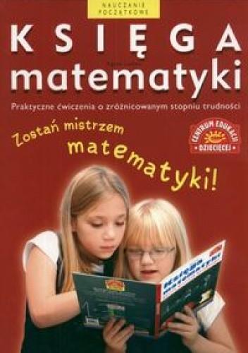 Okładka książki Księga matematyki /tania