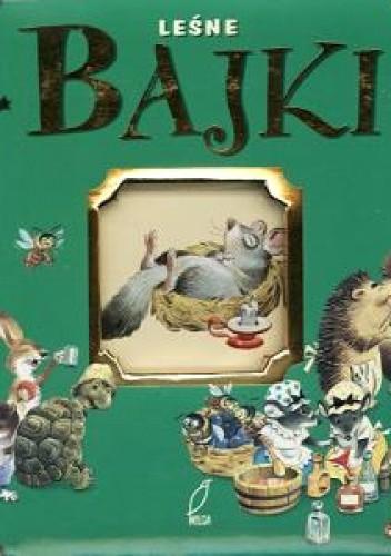 Okładka książki Leśne bajki