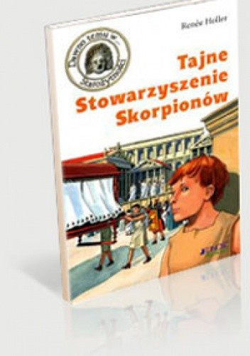 Okładka książki Tajne Stowarzyszenie Skorpionów