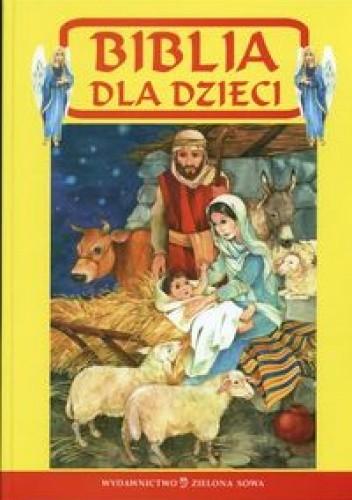 Okładka książki Biblia dla dzieci