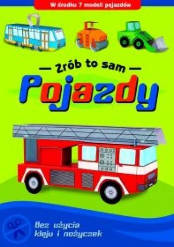 Okładka książki Pojazdy