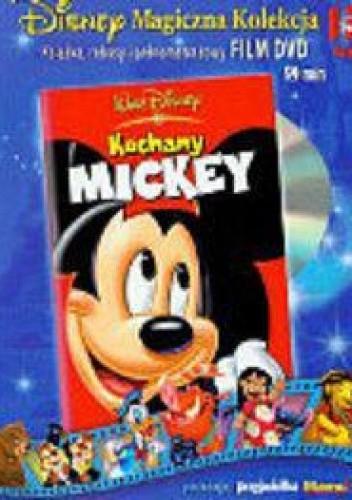 Okładka książki Kochany Mickey