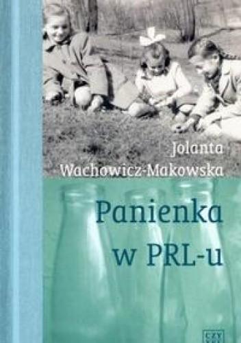 Okładka książki Panienka w PRL-u