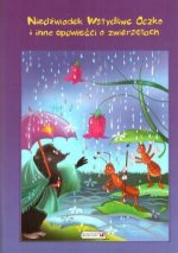 Okładka książki Niedźwiadek wstydliwe oczko i inne opowieści