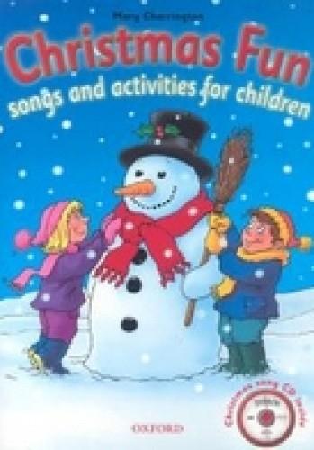 Okładka książki Christmas Fun + CD