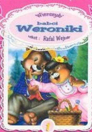 Okładka książki Wierszyki babci Weroniki cz.1