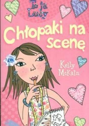 Okładka książki Chłopaki na scenę
