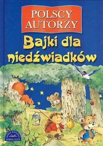 Okładka książki Bajki dla niedźwiadków