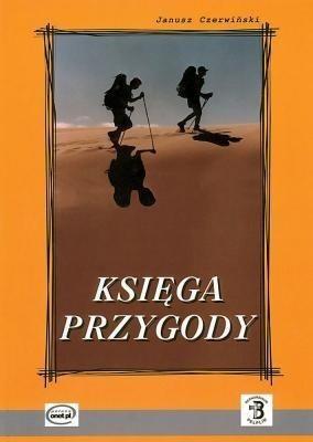 Okładka książki Księga przygody