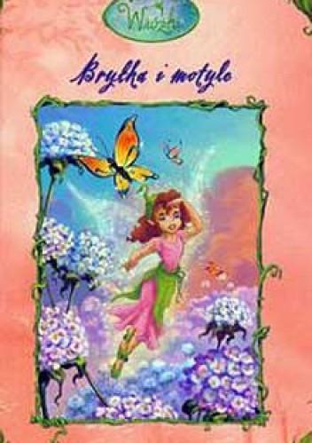 Okładka książki Bryłka i motyle/wróżki