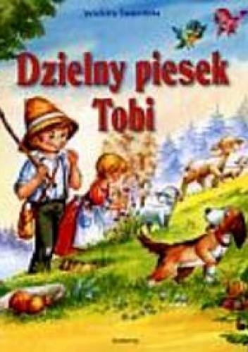 Okładka książki Dzielny piesek Tobi