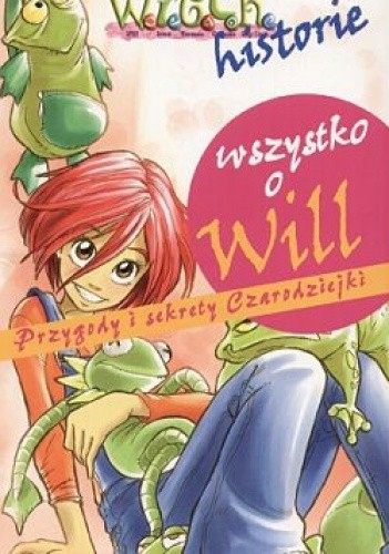 Okładka książki Wszystko o Will