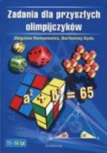 Okładka książki zadania dla przyszłych olimpijczyków