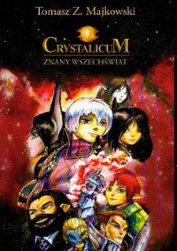 Okładka książki Crystalicum Znany wszechświat
