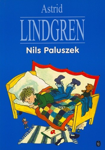 Okładka książki Nils Paluszek i inne opowiadania