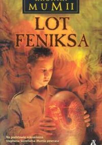 Okładka książki Lot feniksa