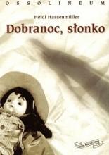 Okładka książki Dobranoc, słonko