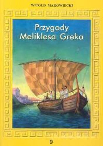 Okładka książki Przygody Meliklesa Greka