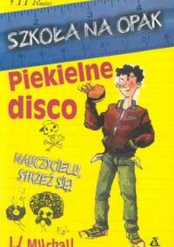 Okładka książki Piekielne disco