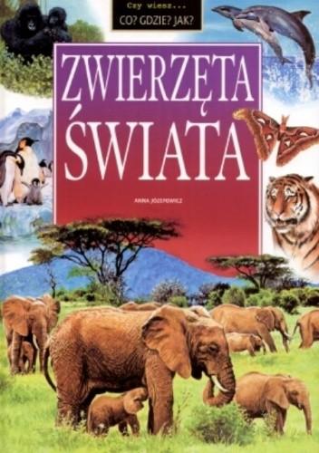 Okładka książki Czy wiesza zwierzęta świata