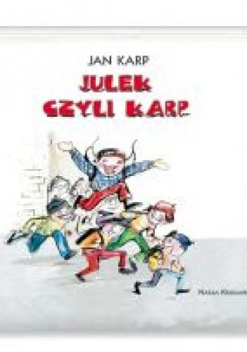Okładka książki Julek czyli karp