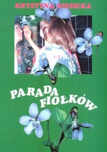 Okładka książki Parada fiołków