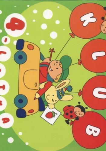 Okładka książki Klub 4-latka