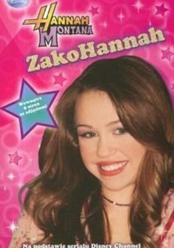 Okładka książki Hannah Montana Zakohannah
