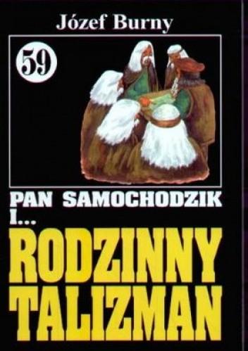 Okładka książki Pan Samochodzik i rodzinny talizman