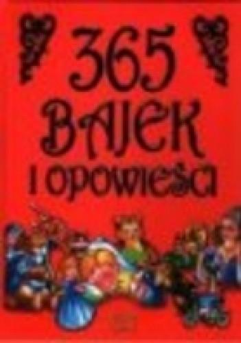 Okładka książki 365 bajek i opowieści