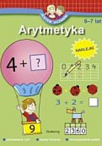 Okładka książki Jestem uczniem-arytmetyka 6-7 lat