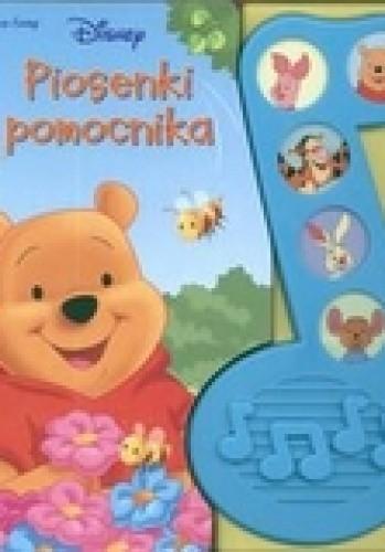 Okładka książki Piosenki pomocnika