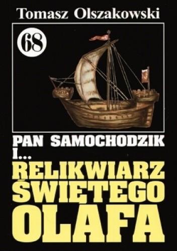 Okładka książki Pan Samochodzik i relikwiarz świętego Olafa