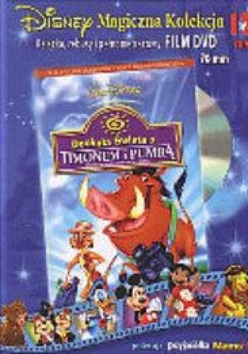 Okładka książki Disney Magiczna Kolekcja 12 Dookoła świata
