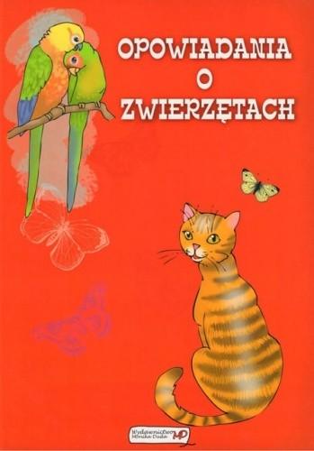 Okładka książki Opowiadania o zwierzętach