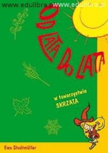 Okładka książki Od lata do lata w towarzystwie skrzata