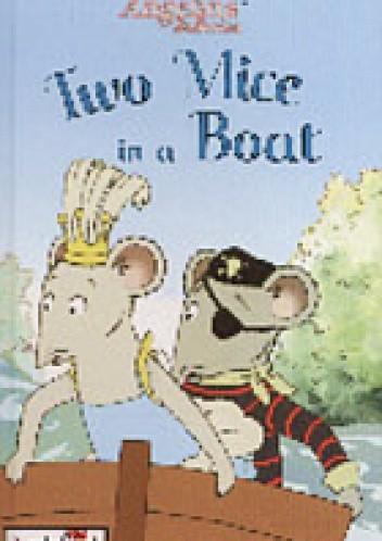 Okładka książki Angelina Ballerina: Two Mice in a Boat