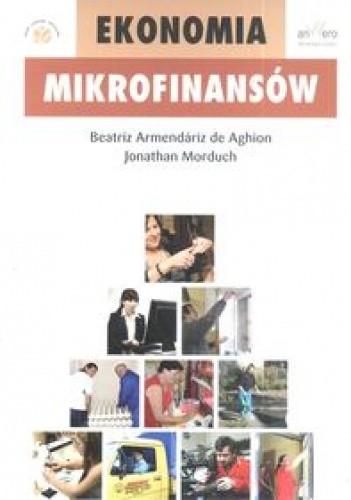 Okładka książki Ekonomia Mikrofinansów