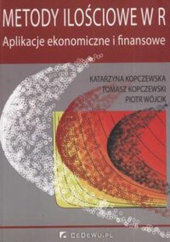 Okładka książki Metody ilościowe W R +CD