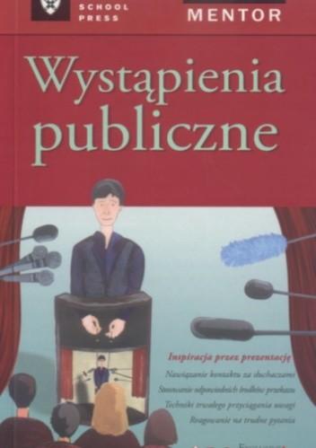 Okładka książki Wystąpienia publiczne