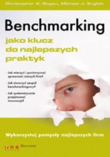 Okładka książki Benchmarking jako klucz do najlepszych praktyk