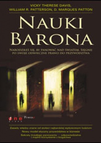 Okładka książki Nauki Barona