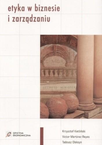 Okładka książki Etyka w biznesie i zarządzaniu
