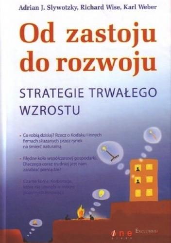 Okładka książki Od zastoju do rozwoju. Strategie trwałego wzrostu