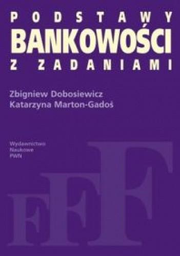 Okładka książki Podstawy bankowości z zadaniami