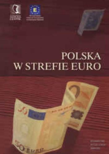 Okładka książki Polska w strefie EURO