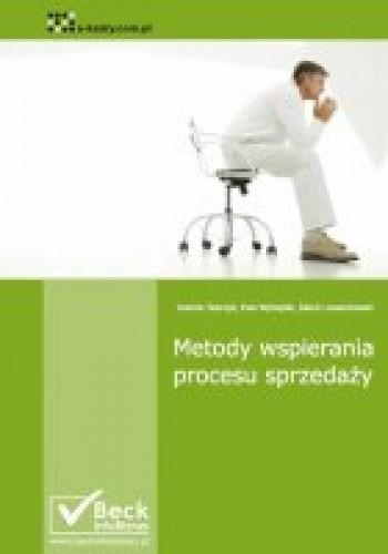 Okładka książki Metody wspierania procesu sprzedaży